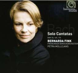 Kantaty Bacha (okładka płyty)