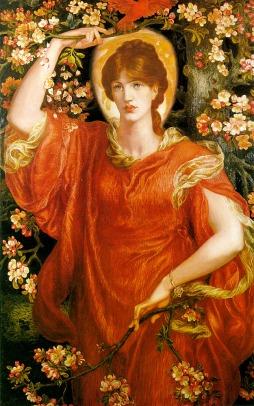 Dante Gabriel Rossetti: Flammetta