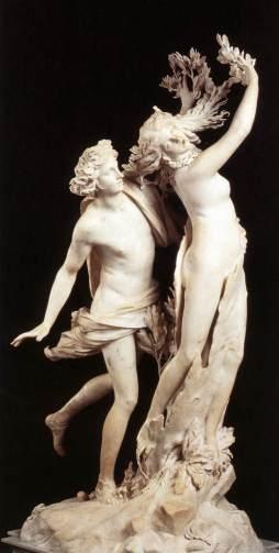 Gianlorenzo Bernini: Apollo i Dafne