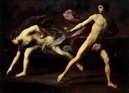 Guido Reni: Atalanta i Hipomenes