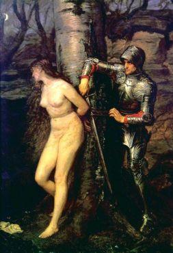 John Everett Millais: Błedny rycerz
