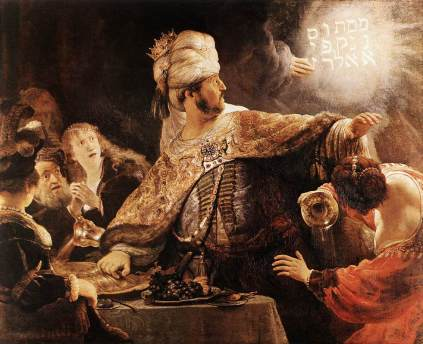 Rembrandt: Baltazar