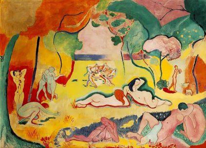 Henri Matisse: Szczęście