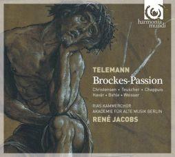 Brockes Passion (okładka płyty)