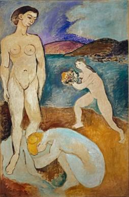 Henri Matisse: Kąpiący się