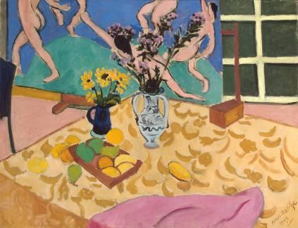 Henri Matisse: Martwa natura z tańcem
