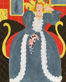 Henri Matisse: Portret kobiecy
