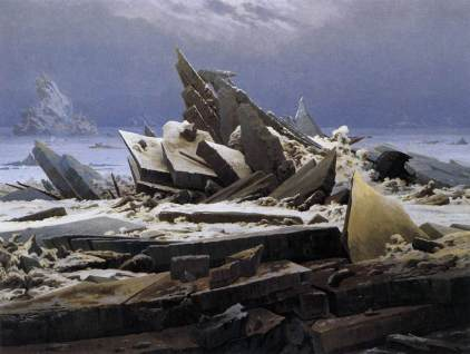 Caspar David Friedrich: Kra