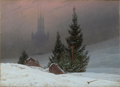 Caspar David Friedrich: Zamieć