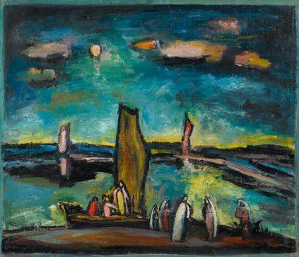 George Rouault: Chrystus i rybacy