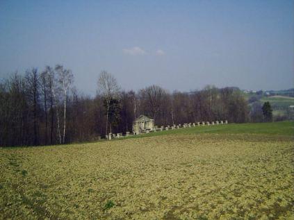 Staszkówka-Dawidówka, cmentarz nr 116