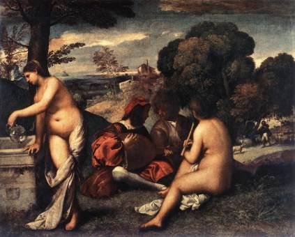 Giorgione: Koncert