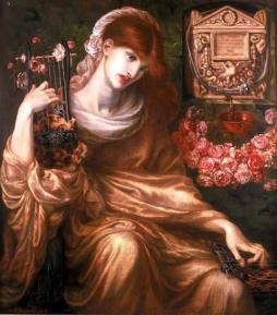 Dante Gabriel Rossetti: Ds Manibus