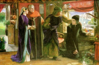Dante Gabriel Rossetti: Rocznica śmierci Beatrycze