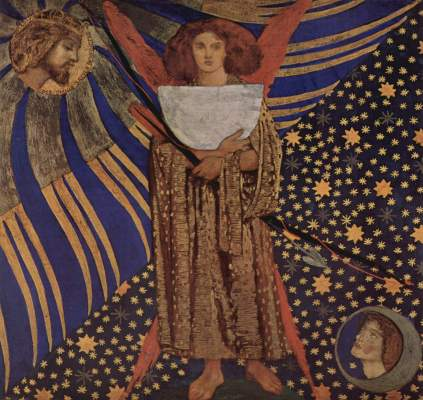 Dante Gabriel Rossetti: Anioł