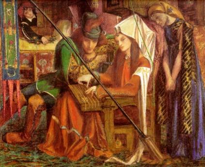 Dante Gabriel Rossetti: Melodia siedmiu wież