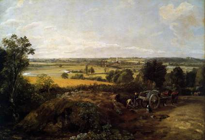 John Constable, Deadham