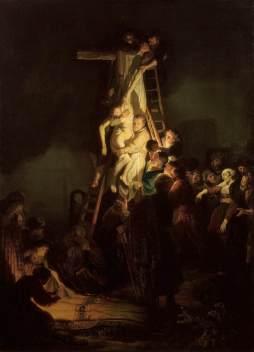 Rembrandt: Zdjęcie z krzyża