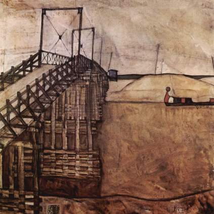 Egon Schiele:Most