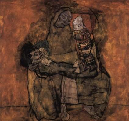 Egon Schiele: ---