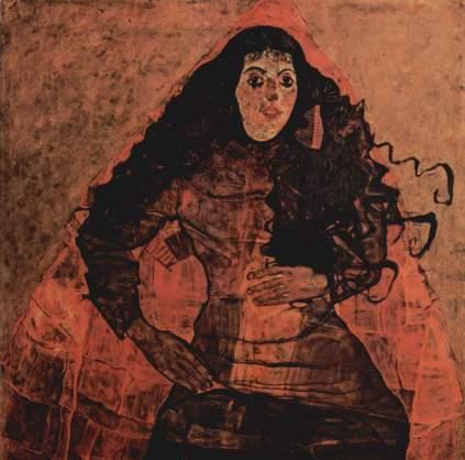 Egon Schiele,. ---