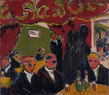 Ernst Ludwig Kirchner: Tawerna
