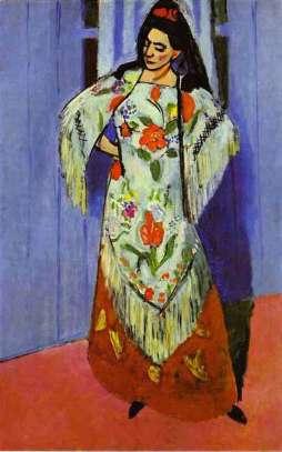 Henri Matisse: Cyganka