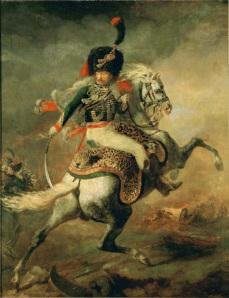 Theodore Gericault: Kirasjer