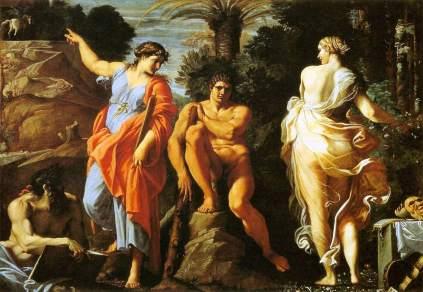 Annibale Carracci: Herkules
