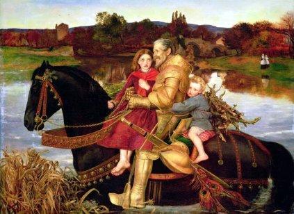 John Everett Millais: Isumbras