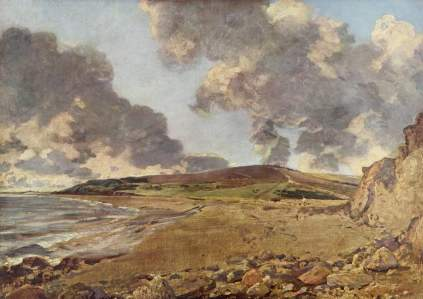John Constable, Weymouth Bay