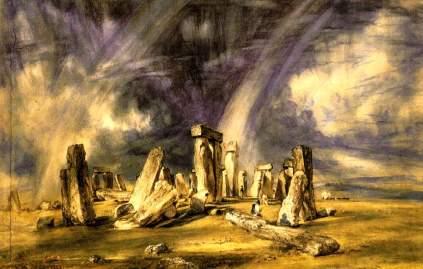 John Constable, Stonehenge