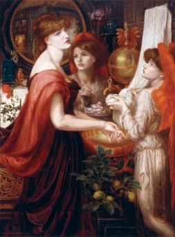 Dante Gabriel Rossetti: La Bella Mano