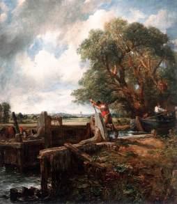 John Constable, Śluza
