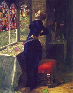John Everett Millais: Marianna