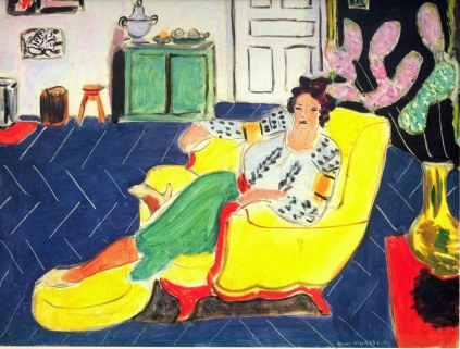 Henri Matisse: Krzesło