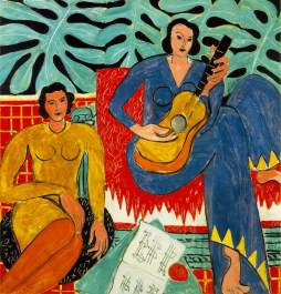 Henri Matisse: Muzyka
