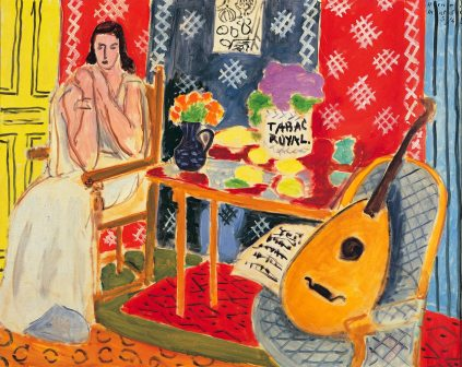 Henri Matisse: Tabac Roayle