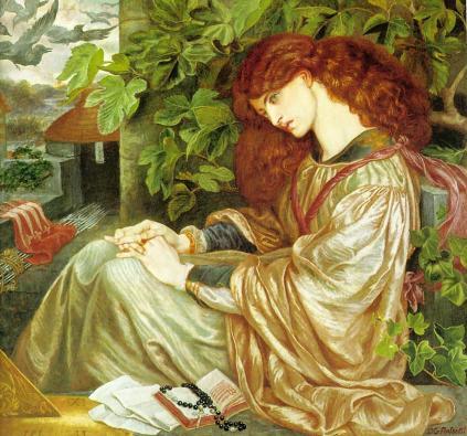 Dante Gabriel Rossetti: Pia