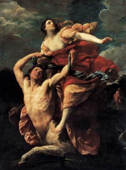 Guido Reni: Porwanie Dejaniry