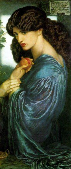 Dante Gabriel Rossetti: Prozerpina