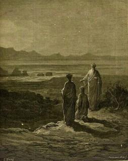 Gustave Doré: Czyściec (1)
