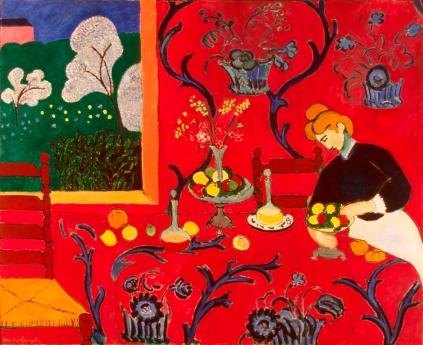 Henri Matisse: Czerwony pokój