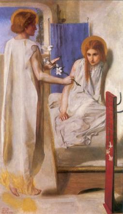Dante Gabriel Rossetti: Zwiastowanie