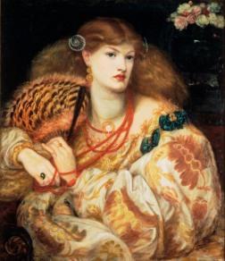 Dante Gabriel Rossetti: Monna Vanna