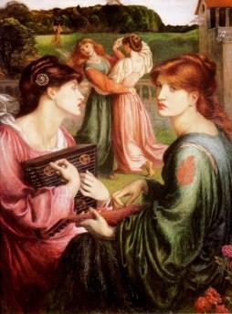 Dante Gabriel Rossetti: Łąka