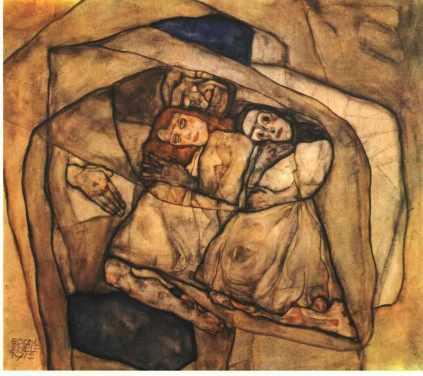 Egon Schiele: Przynależność