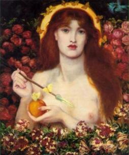 Dante Gabriel Rossetti: Siddal
