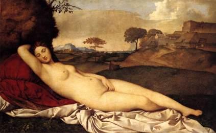 Giorgione: Wenus
