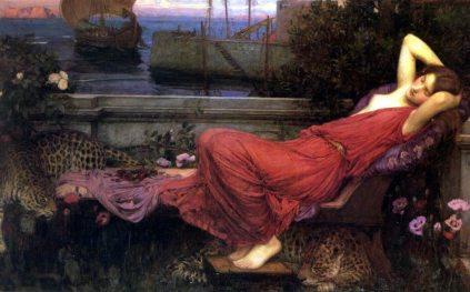 John William Waterhouse: Ariadna